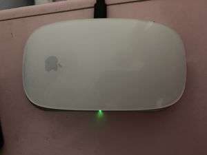 Apple wireless mouse with mobee tech for Sale in Long Beach, CA