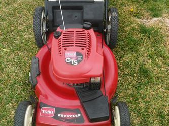 Toro lawn mower 6.5 hp for Sale in Norwalk,  CA