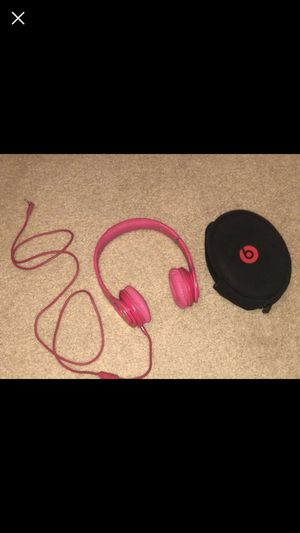 Beats solo HD pink for Sale in Apollo, PA