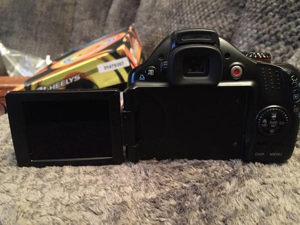 Canon sx30is ultrasonic camera