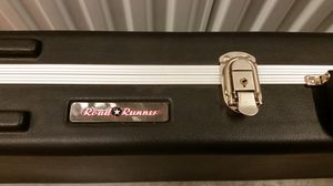 Guitar Case Roadrunner Deluxe Wood. In Very Good Condition. $70 OBO. for Sale in Seattle, WA