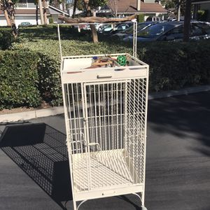 Large Bird Cage for Sale in Irvine, CA