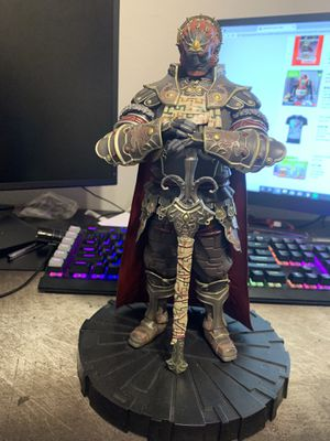 Ganondorf Statue for Sale in Rockwall, TX