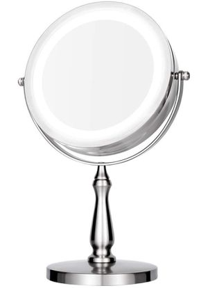 Vanity mirrors,Lighted Makeup Mirrors with 1x/5x,360° Swivel Magnifying Mirror for Sale in Bonita, CA