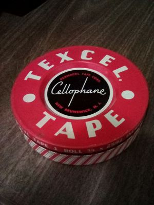 Texcel Tape Collectors Tin for Sale in Santa Maria, CA