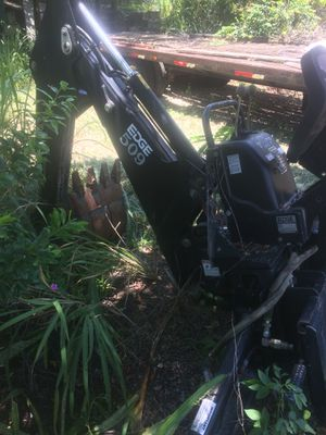 Edge backhoe attachment for Sale in Vero Beach, FL
