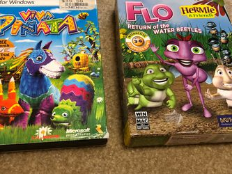 Viva Piñata Pc Game / Hermine&friends : Flo Return Of The Water Beetles Pc Game for Sale in Smyrna,  TN