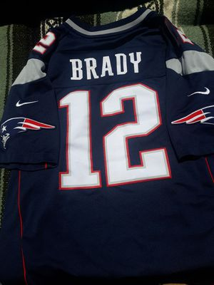 3 authentic Patriots jerseys for Sale in Austin, TX