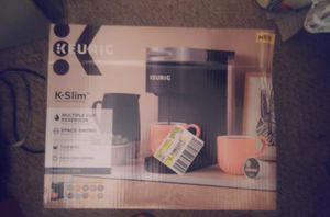 Keurig k-slim coffee maker for Sale in Douglasville, GA