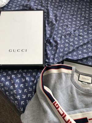 Gucci sweater with box and receipt for Sale in Orem, UT