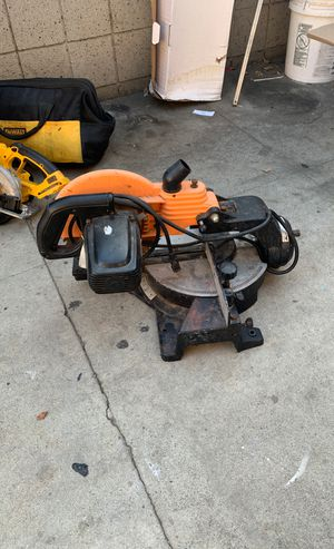 table saw for Sale in Cypress, CA