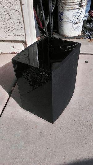 "Wireless Subwoofer for VIZIO 40"" 2.1 sound bar - bring sound bar to test pairing - for Sale in Peoria, AZ"