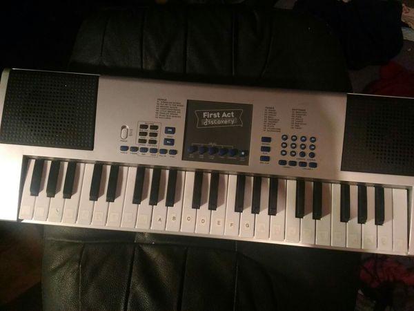 Children's keyboard 44 keys
