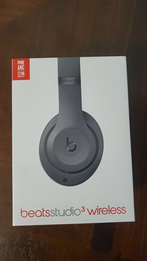 Studio 3 Wireless Headphones for Sale in Fresno, CA