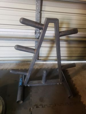 Weight Storage Rack for Sale in Lakewood, CA