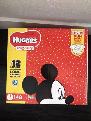 Huggies Diapers for Sale in Pembroke Pines, FL