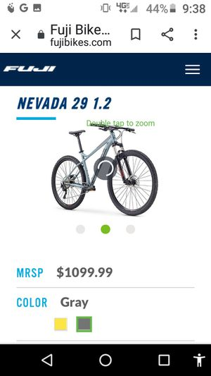FUJI mountain bike with 29 inch tires for Sale in Lynnwood, WA