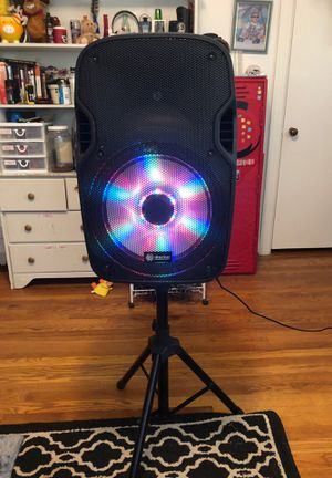 IRocker Bluetooth Speaker for Sale in Columbia, TN