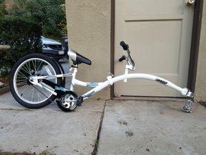 Like-new Co-Pilot Trailer Bike for Sale in Riverside, CA