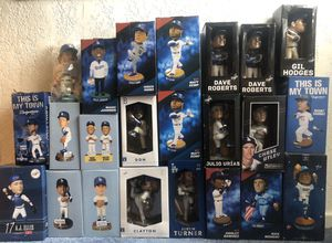 Dodger Bobbleheads & Collectibles for Sale in Hacienda Heights, CA
