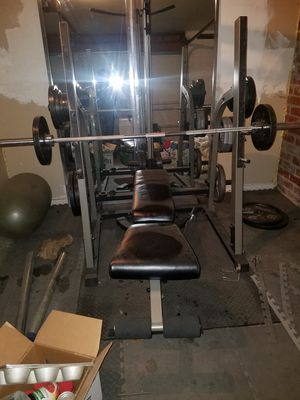 Weight set for Sale in Fresno, CA