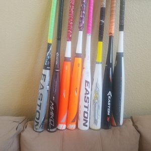 TRAVEL BALL YOUTH BASEBALL BATS for Sale in Victorville, CA