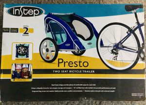 INSTEP PRESTO Bicycle Trailer for Sale in Fulton, MO