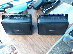 Bose Speakers Set of 2 for Sale in Everett, WA
