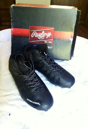 NEW Rawlings Sports Cleats size 6 for Sale in Mabelvale, AR