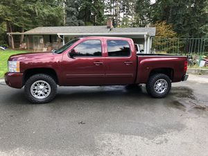 2008 Chevrolet Silverado 4x4 for Sale in Bothell, WA