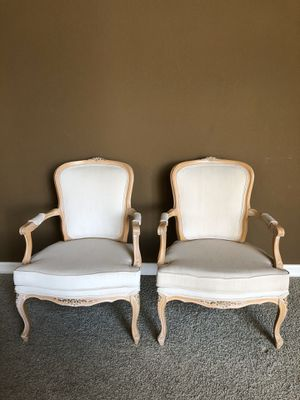 Two Padded Chairs for Sale in Fresno, CA