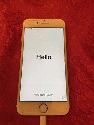 iPhone 6s for Sale in Idaho Falls, ID