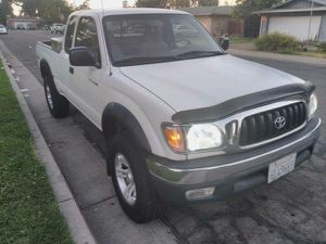 2001 tacoma prerunner sr5 v6 for Sale in Stockton, CA