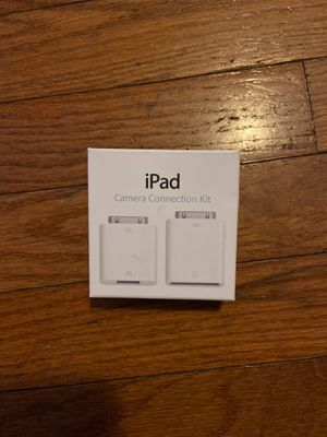 iPad Camera Connection Kit - NEW for Sale in Portland, OR