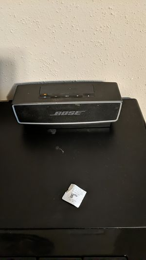 Bose SoundLink Mini for Sale in Houston, TX