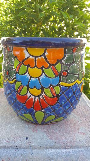 Mexican flower pot for Sale in Phoenix, AZ