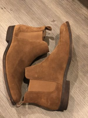 Aldo Brown Boots Size 10 for Sale in Houston, TX