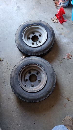 Trailer tires for Sale in Columbia, CT