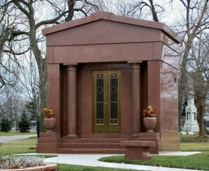 Private Mausoleum Estates for Sale in Georgetown, LA