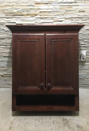 Bathroom storage cabinet for Sale in Billerica, MA