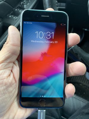 IPHONE 6S COMPLETELY UNLOCKED for Sale in Houston, TX