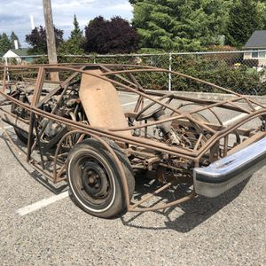 Custom cycle car reverse trike Kawasaki KZ1000 for Sale in Tacoma, WA