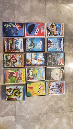 Kids movie DVDs for Sale in Evanston, IL