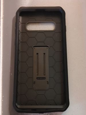Samsung Galaxy S10 Phone Case with Kick Stand for Sale in DeBary, FL