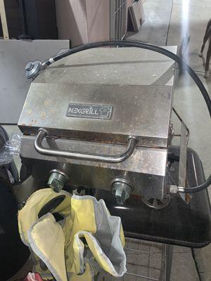 mini propane grill for Sale in Long Beach, CA