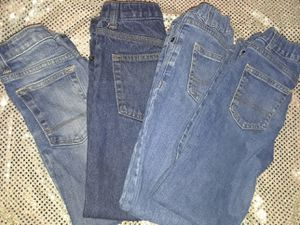 Cat & Jack / Wonder Nation Jeans (size 7 boys) for Sale in Stockton, CA