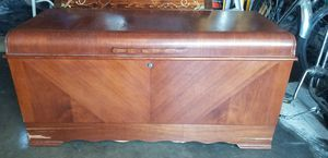 Vintage cedar chest for Sale in Los Angeles, CA
