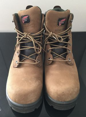 Red Wing King Toe Boots for Sale in Las Vegas, NV