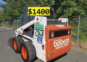 💯💯First owner 1997 Bobcat 753 $1400 💯💯 for Sale in Orange,  CA