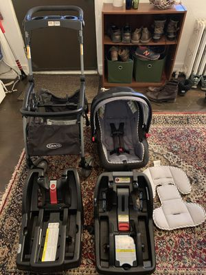 Graco Click Connect 35 set for Sale in Pittsburgh, PA